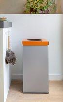 Easybin EKO Modulair 50 Liter afvalscheiding Oranje