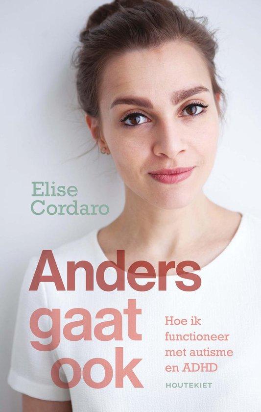Boek cover Anders gaat ook van Elise Cordaro (Paperback)