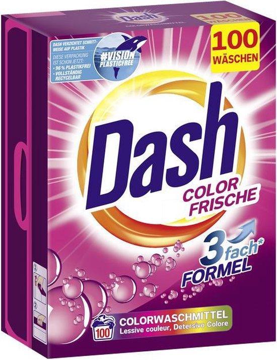 Dash Waspoeder - Color Frische 100 Wasbeurten - 6,5kg