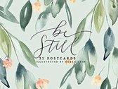 Be Still Postcard Set