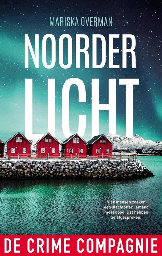 Boek cover Noorderlicht van Mariska Overman