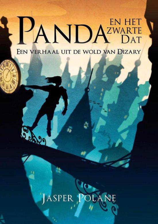 Dizary   Panda en het zwarte Dat   Jasper Polane   Fantasy   Young Adults   Humor