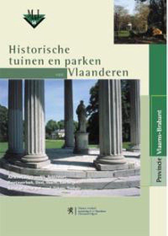 Historische tuinen en parken van Vlaanderen - none |