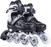Verstelbare Proline Inline-Skates Junior-Unisex-Kinderen Maat 25-29