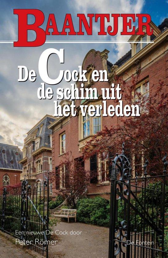Boek cover Baantjer 88 -   De Cock en de schim uit het verleden van Baantjer (Paperback)