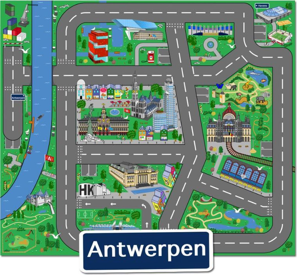 Speelkleed Antwerpen kopen
