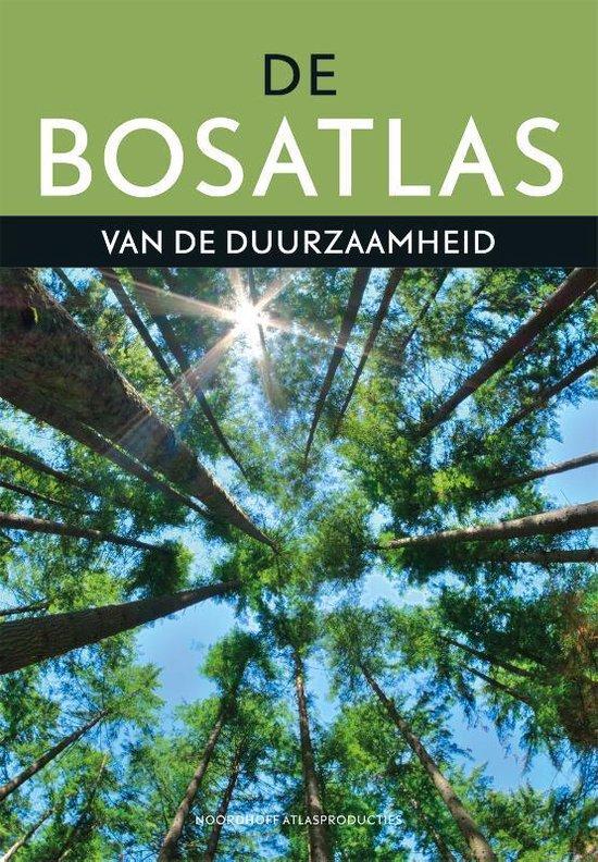 Boek cover De Bosatlas van de duurzaamheid van Henk Leenaers (Hardcover)