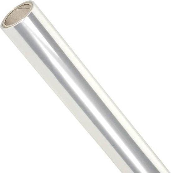 Transparante folie - 70 x 500 cm - cadeaupapier folie