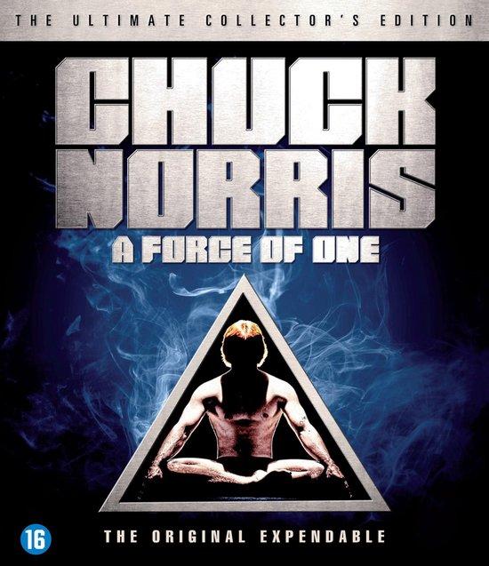 Cover van de film 'A Force Of One'