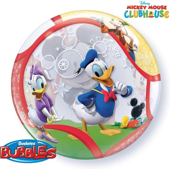 Mickey Mouse - Donald Duck Ballon 56cm