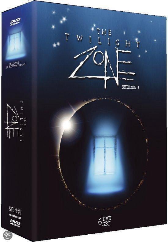 Cover van de film 'Twilight Zone'