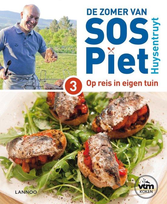 Huysentruyt Piet - SOS Piet Op reis in eigen tuin - 3