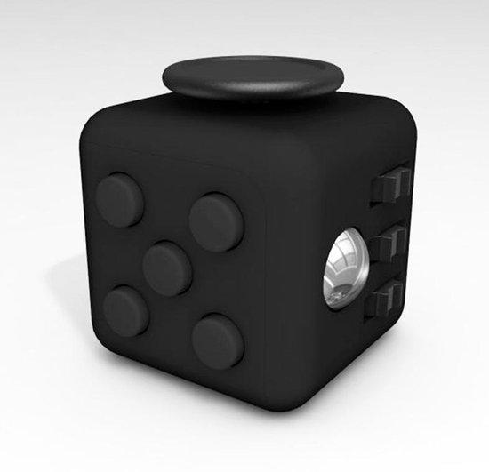 Fidget Cube Zwart