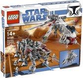 LEGO 10195 Republic Dropship met AT-OT Walker