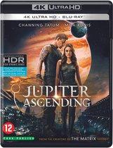 Jupiter Ascending (4K Ultra HD Blu-ray)
