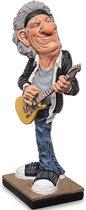 """Beroepen - beeldje - rock - gitarist - """"Keith - Richards"""" - Warren - Stratford"""