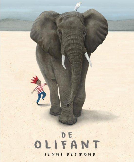 De olifant - Jenni Desmond | Readingchampions.org.uk