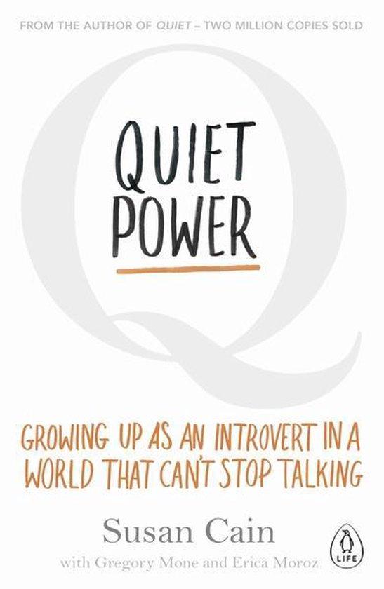 Boek cover Quiet Power van Susan Cain (Paperback)