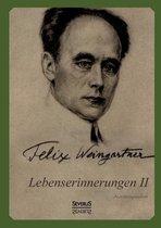 Lebenserinnerungen II. Autobiographie