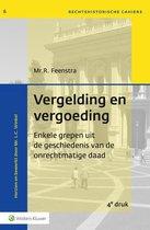 Boek cover Vergelding en vergoeding van R. Feenstra (Paperback)