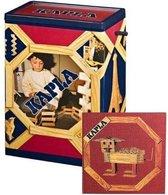 Afbeelding van Kapla Aanbieding 200 Met Boek Rood speelgoed