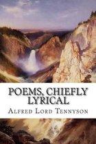 Poems, Chiefly Lyrical