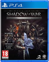 Middle-Earth: Shadow Of War - Silver Edition - PS4