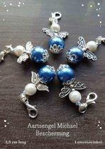 Aartsengel Michael beschermengeltjes - Blauw