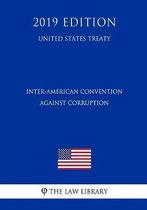 Inter-American Convention Against Corruption (United States Treaty)