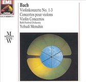 Bach: Violinkonzerte No.1-3
