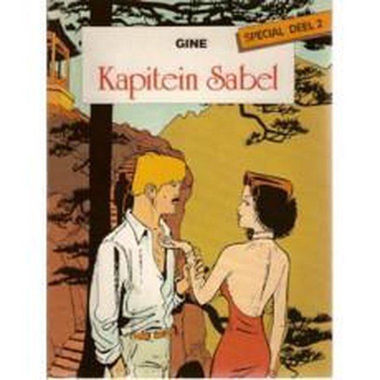 Kapitein Sabel special deel 2 stripboek met 3 verhalen. - GinÉ | Readingchampions.org.uk