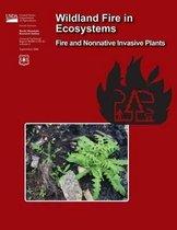 Wildland Fire in Ecosystems Fire and Nonnative Invasive Plants