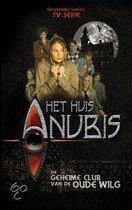 Boek cover Boek Het huis Anubis- De Geheime Club Van De Oude Wilg van Studio 100