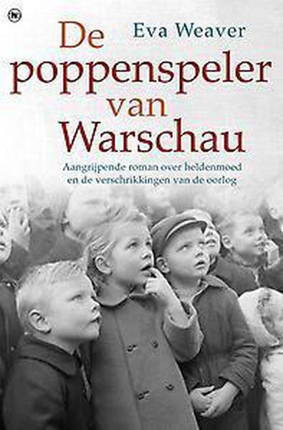 De poppenspeler van Warschau - Eva Weaver | Readingchampions.org.uk