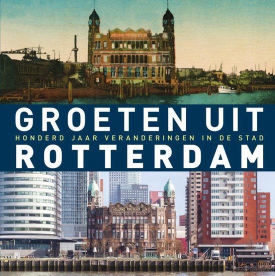 Boek cover Groeten uit Rotterdam van Robert Mulder (Hardcover)