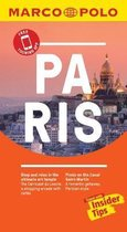 Paris Marco Polo Pocket Travel Guide - with pull out map