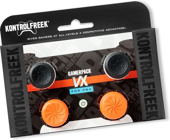 Kontrolfreek Gamerpack VX PS4 - KontrolFreek