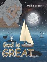 Omslag God Is Great