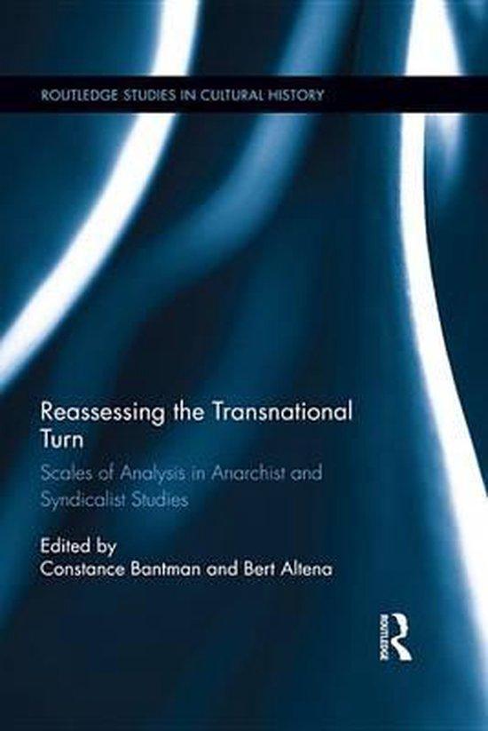 Boek cover Reassessing the Transnational Turn van Constance Bantman (Onbekend)