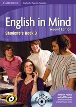 English in Mind for Spanish Speakers Level 3 Student's Book with DVD-ROM