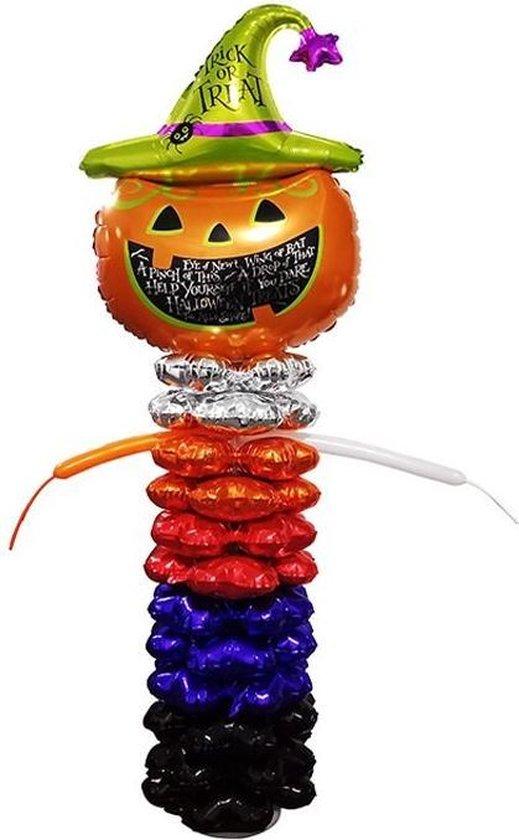 BallonPilaar Halloween 180 cm