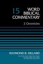 Boek cover 2 Chronicles, Volume 15 van Raymond B. Dillard