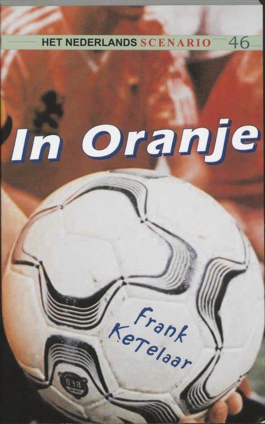 Cover van het boek 'In Oranje'