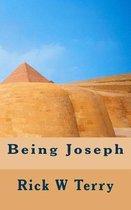 Boek cover Being Joseph van Rick W Terry