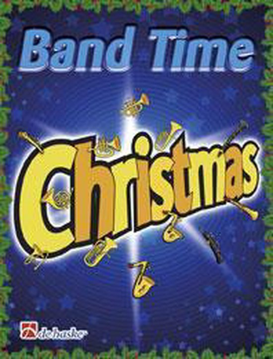 Band Time Christmas - R. van Beringen |