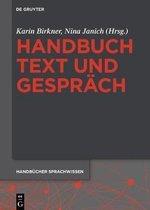 Handbuch Text und Gesprach