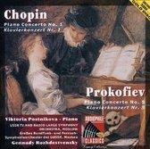 Piano Concerto No.1 In E