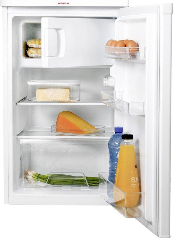 Koelkast: Inventum KV501 - Tafelmodel koelkast met vriesvak, van het merk Inventum