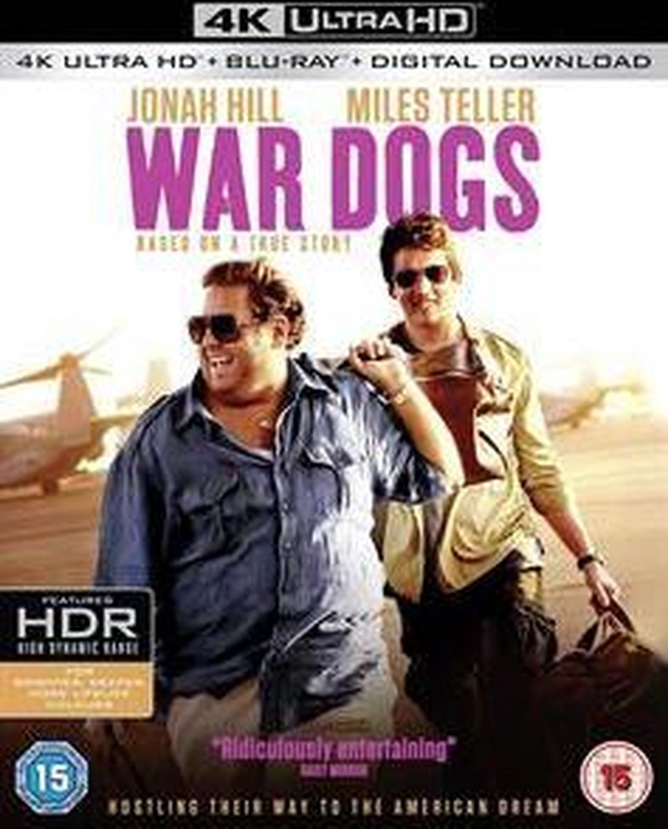 War Dogs (4K Ultra HD Blu-ray) (Import)-