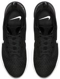 Nike Odyssey React Sportschoenen Maat 38.5 Vrouwen zwartwit